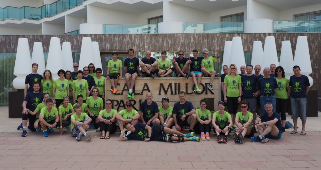 pure-run.de Runningcamp Cala Millor 2019